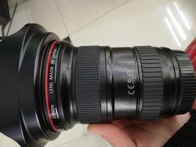 出一支成色不错的佳能 EF 16-35mm f/2.8L III USM