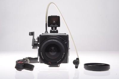 哈苏 Hasselblad 903SWC 标钢 带取景器  A12背 背带 快门线