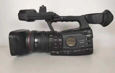 佳能 XF305出售一台成色很新的佳能X305摄像机!