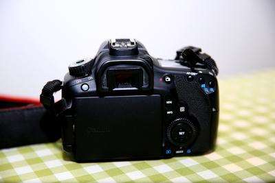 佳能 60D 带24-105/f4.0红圈镜头