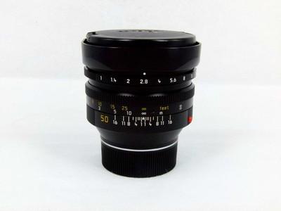 华瑞摄影器材-徕卡Leica Noctilux-M 50/1.0 四代
