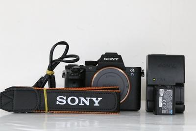 94新二手 Sony索尼 A7SII A7S2 二代微单相机回收 079381成