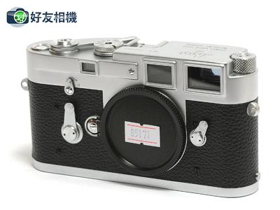 徕卡/Leica M3 後期單撥相机 经典旁轴胶片相机 *90新*
