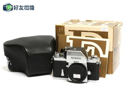 尼康/Nikon 大F 菲林相机 FTN测光顶 135机械相机 *98新连盒*