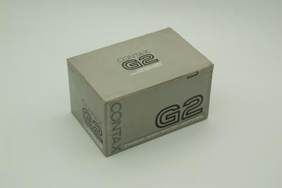 Contax 康泰时 G2 机身 超美品 带包装