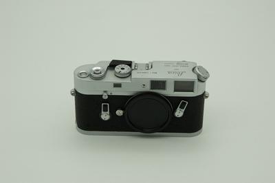 Leica M4 机身 经典款 银色 美品
