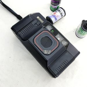 RICOH理光TF-500D 35mm 70mm双定焦 自动对焦 135胶片傻瓜机