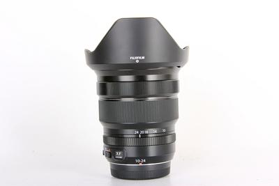95新二手Fujifilm富士 10-24/4 R OIS XF 富士口 A11379京