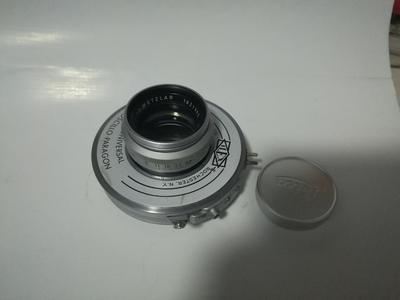 大画幅 4x5 莱卡135mm/4.5