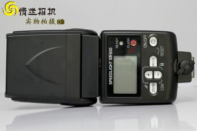【机顶闪光灯】尼康SB-600(NO:5925)