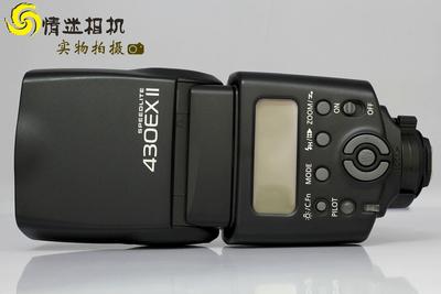 【机顶闪光灯】佳能430EX II (NO:9135)