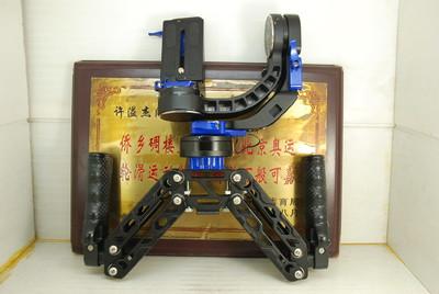 星云 4200 五轴陀螺稳定器 佳能索尼微单单反摄像 双手持防抖拍摄
