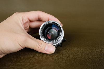 【收藏级11883】Leica 徕卡 Summilux-M 35 1.4 Asph 银色德产