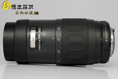【特价】宾得 smc PENTAX-F 100-300m/4.5-5.6(NO:4681)