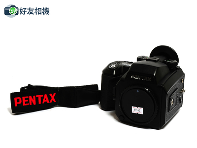 宾得/Pentax 645NII中画幅胶片相机 连120片芯 645N 二代 *90新*