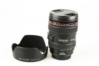 95新 佳能 EF 24-105mm f/4L I