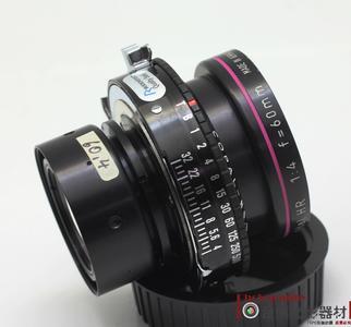 罗顿斯德/Rodenstock Apo-Sironar Digital HR 60mm f4 60/4