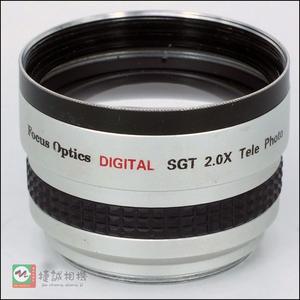 2.0X 增距镜 37mm2倍增距镜