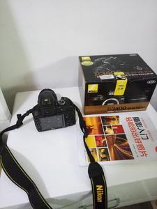 尼康D3400数码单反相机套机AF-P18-55VR防抖2366元