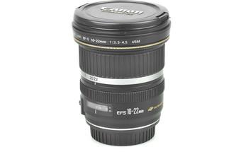 95新 佳能 EF-S 10-22mm f/3.5