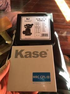 kase卡色cpl偏振镜82mm