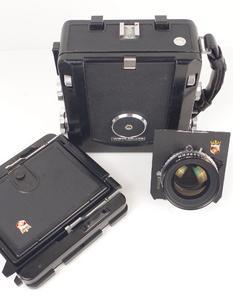 维斯塔 威士达 wista45 SP 大画幅相机 含富士龙180 5.6