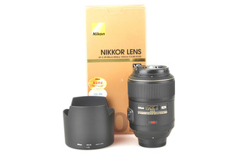 98新 尼康 AF-S VR105mm f/2.8