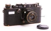 徕卡 IIIF+Elmar 50/3.5 1956年产套机 #HK6062