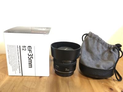 佳能 EF 35mm f/2 送保护镜