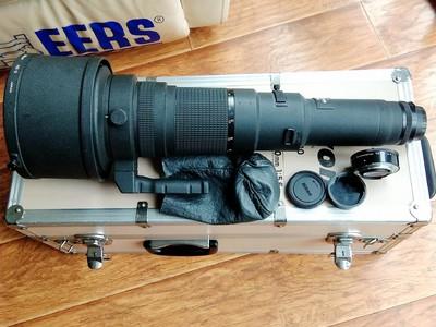 手动神器!尼康800mmF5.6