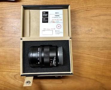 中一SPEEDMASTER 50mm f/0.95(索尼E口)