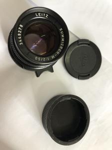 徕卡 Leica Summicron-M 50 mm f/2 德国产 可转索尼7 虎爪版