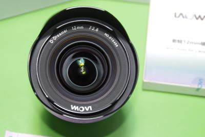 老蛙Laowa 12mm F2.8 D-Dreamer广角镜头  宾得口