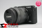 Canon/佳能 微单反EOS M3套机18-55单电入门级旅游便携相机