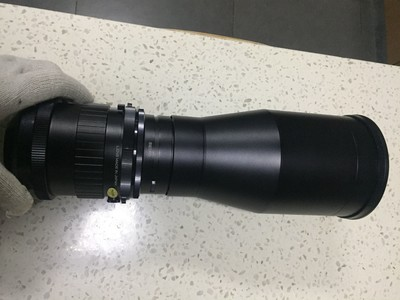 玛米亚 mamiya RB RZ 巨炮500 f8 库存99新 3980元