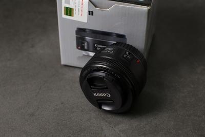佳能 EF 50mm f/1.8 STM   面交 电联15801077525