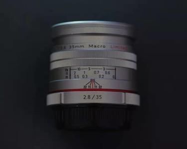 宾得 DA 35mm f/2.8 Macro Limited 小薇 微距