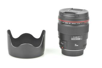 98新 佳能 EF 35mm f/1.4L USM