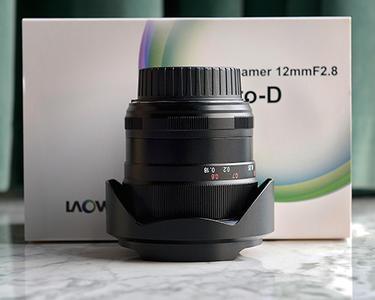老蛙Laowa 12mm F2.8 D-Dreamer广角镜头(尼康口)