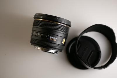 适马 50mm f/1.4 DG HSM(A)