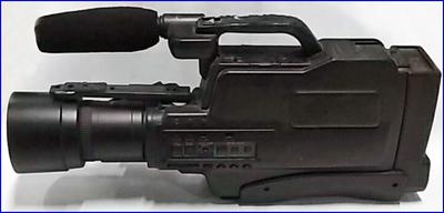 大1/2模拟摄像机 模型/道具