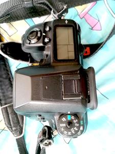 宾得K7相机