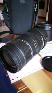 适马 APO 120-400mm f/4.5-5.6 DG OS HSM