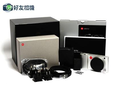 徕卡 TL2微型无反便携式可换镜头APS-C画幅 #18188银*全新未使用*