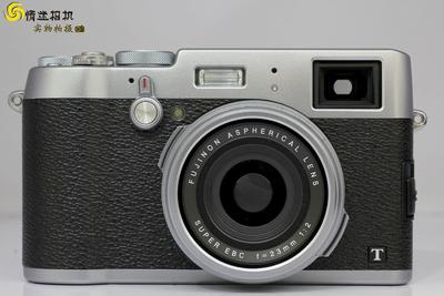 【旁轴 卡片数码相机】富士X100T相机 (NO:0044)*