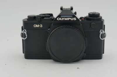 奥林巴斯 OM-3 OM3 好成色