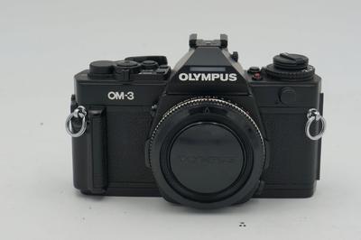 奥林巴斯OM-3 OM3 近新好成色