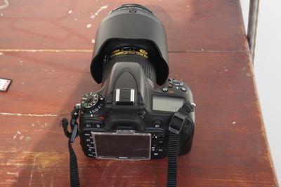 尼康 D610加24-70镜头