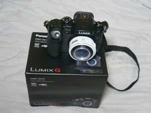 视频相机松下 GH4(中文菜单有包装)