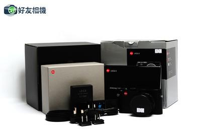 徕卡 X (Typ 113) 数码相机 黑色 带23/1.7 ASPH.  *99新连盒*